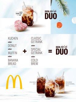 Angebote von Restaurants im McDonald's Prospekt ( 7 Tage übrig )