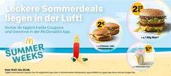 Angebote von Restaurants im McDonald's Prospekt ( Läuft morgen ab)