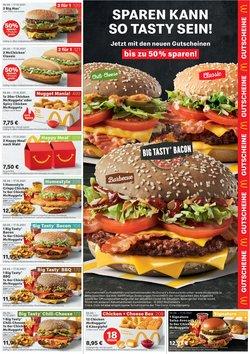Angebote von Restaurants im McDonald's Prospekt ( 30 Tage übrig)