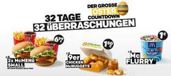 Angebote von McDonald's im Berlin Prospekt