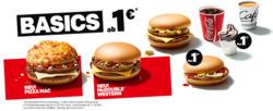 Angebote von Restaurants im McDonald's Prospekt in Dinslaken