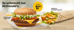 Angebote von McDonald's im Marl Prospekt