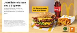 McDonald's Coupon in Baden-Baden ( 3 Tage übrig )