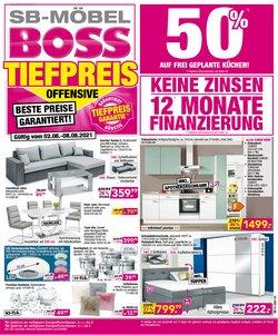 SB Möbel Boss Katalog ( Gestern veröffentlicht)