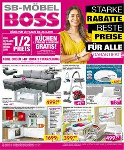SB Möbel Boss Katalog ( 3 Tage übrig)
