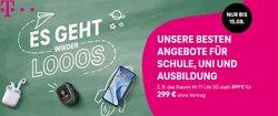 Angebote von Elektromärkte im Telekom Shop Prospekt ( 16 Tage übrig)