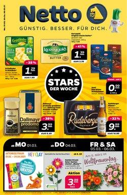 Angebote von Kaufhäuser im Netto Prospekt in Hamburg ( Gestern veröffentlicht )