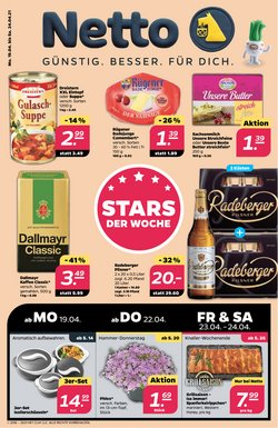 Angebote von Kaufhäuser im Netto Prospekt ( Läuft morgen ab )