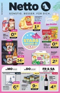 Angebote von Kaufhäuser im Netto Prospekt ( Läuft heute ab)