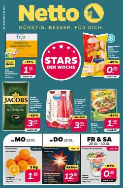 Angebote von Kaufhäuser im Netto Prospekt ( 2 Tage übrig)