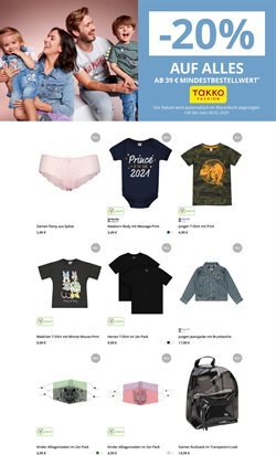 Takko Fashion Katalog ( Läuft morgen ab )