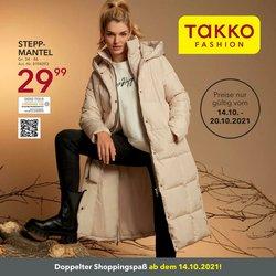 Angebote von Kleidung, Schuhe und Accessoires im Takko Fashion Prospekt ( Läuft heute ab)
