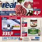 Angebote von Supermärkte im real Prospekt ( 3 Tage übrig )