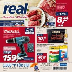 real Katalog ( Neu )