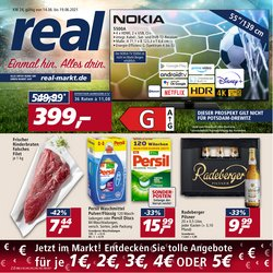 Angebote von Real im real Prospekt ( Läuft morgen ab)