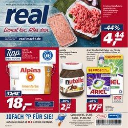 real Katalog ( Gestern veröffentlicht)