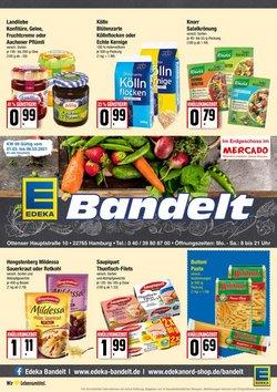 Angebote von Supermärkte im EDEKA Prospekt in Hamburg ( 3 Tage übrig )