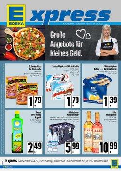 Angebote von Supermärkte im EDEKA Prospekt ( Läuft heute ab)