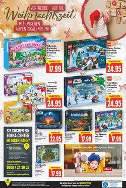 Angebote von Playmobil im EDEKA Prospekt ( Gestern veröffentlicht)