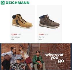 Deichmann Katalog ( Gestern veröffentlicht)