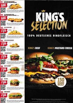 Burger King Katalog ( Mehr als 30 Tage )