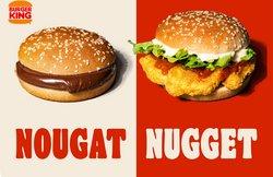 Angebote von Restaurants im Burger King Prospekt ( 6 Tage übrig )