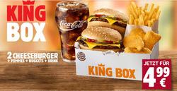 Angebote von Burger King im Berlin Prospekt