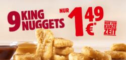 Angebote von Restaurants im Burger King Prospekt in Gießen