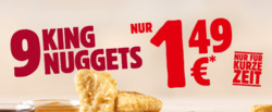 Angebote von Burger King im Dorsten Prospekt