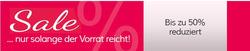Angebote von Schlussverkauf im Nanu Nana Prospekt in Berlin