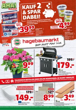 Angebote von Hagebaumarkt im Hagebaumarkt Prospekt ( Abgelaufen)