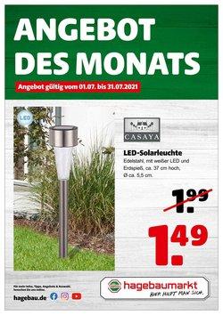 Hagebaumarkt Katalog ( 7 Tage übrig)
