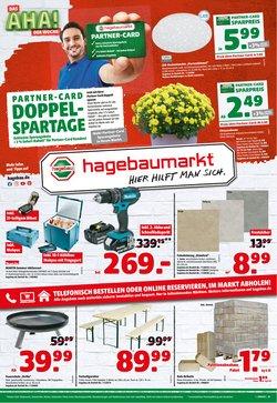 Hagebaumarkt Katalog ( Neu)