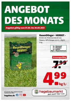 Hagebaumarkt Katalog ( 13 Tage übrig)