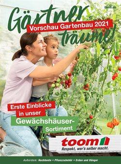 Angebote von Baumärkte und Gartencenter im toom Baumarkt Prospekt in Frankfurt am Main ( Mehr als 30 Tage )