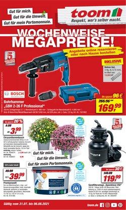 toom Baumarkt Katalog ( Gestern veröffentlicht)