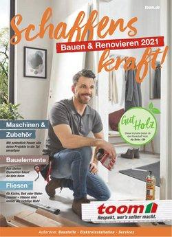 toom Baumarkt Katalog ( Mehr als 30 Tage)