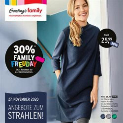 Ernsting's family Katalog ( Läuft morgen ab )