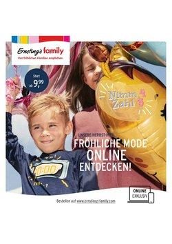 Ernsting's family Katalog ( 6 Tage übrig)
