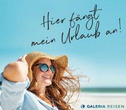 Angebote von Reisen und Freizeit im Karstadt Reisen Prospekt ( 3 Tage übrig )
