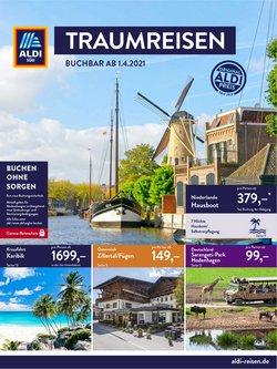 Aldi Süd Reisen Katalog ( Neu )
