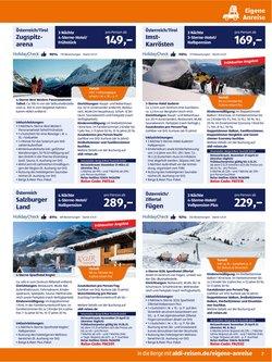 Angebote von Arena im Aldi Süd Reisen Prospekt ( 7 Tage übrig)