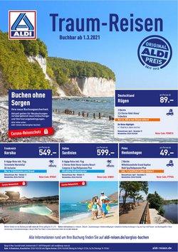 Aldi Nord Reisen Katalog ( Vor 2 Tagen )