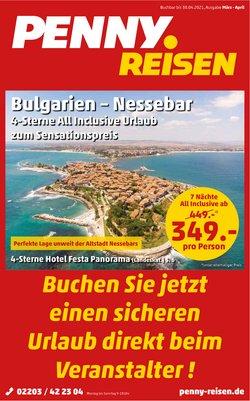 Penny Reisen Katalog ( 7 Tage übrig )