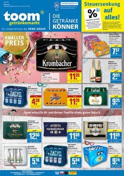 toom Getränkemarkt Katalog ( Abgelaufen )