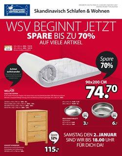 Dänisches Bettenlager Katalog in Frankfurt am Main ( Abgelaufen )