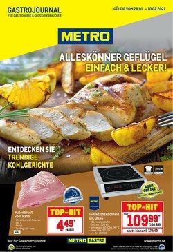 Metro Katalog ( Gestern veröffentlicht )