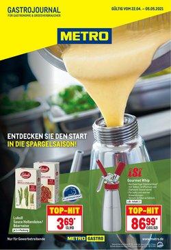Metro Katalog in Köln ( 13 Tage übrig )