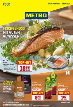 Metro Katalog in Köln ( 6 Tage übrig )