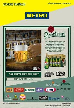 Angebote von Supermärkte im Metro Prospekt in Berlin ( 12 Tage übrig )